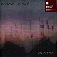 Vivian Girls - Memory Maroon Colored Vinyl Edition