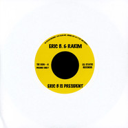 Eric B. & Rakim / Mountain - Eric B Is President / Long Red