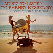 Barney Kessel - Barney Kessel's Swingin' Party At Contemporary