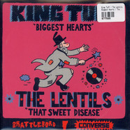 King Tuff / The Lentils - Biggest Hearts / That Sweet Disease