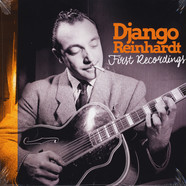 Django Reinhardt - First Recordings