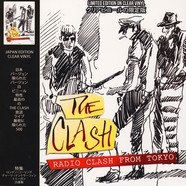Clash, The - Radio Clash From Tokyo Clear Vinyl Ediiton