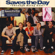 Saves The Day - Through Being Cool: TBC20 Ten Bands One Cause Pink Vinyl Edition