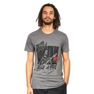 Bob Marley - Catch A Fire World Tour T-Shirt