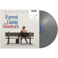 V.A. - OST Forrest Gump 25th Anniversary Silver Vinyl Edtion