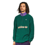 adidas - Half Zip Color Block Fleece
