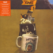 Kinks, The - Arthur Or The Decline And Fall Of The British Empire