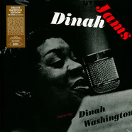 Dinah Washington - Dinah Jams Gatefold Sleeve Edition