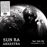 Sun Ra Arkestra - New York City Live November 11 1979