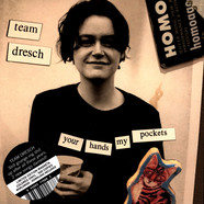 Team Dresch - Your Hands My Pockets / Basket Indie Exclusive Magenta Vinyl Edition