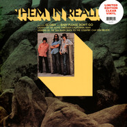 Them - In Reality Clear Vinyl Edition Edition