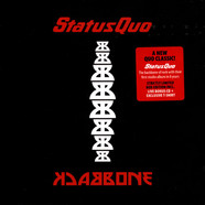 Status Quo - Backbone Limited Deluxe Box