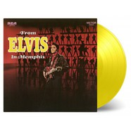 Elvis Presley - OST From Elvis In Memphis Coloured Vinyl Edition