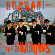 Shadows, The - Hurrah! For The Shadows