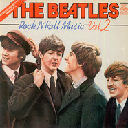 Beatles, The - Rock 'N' Roll Music Vol. 2