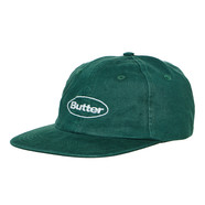 Butter Goods - Washed Badge 6 Panel Cap