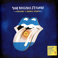 Rolling Stones, The - Bridges To Buenos Aires Limited Blue Edition