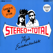 Stereo Total - Yeye Existentialiste Colored Vinyl Edition