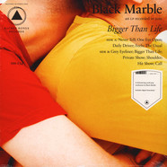 Black Marble - Bigger Than Life Black Vinyl Edition