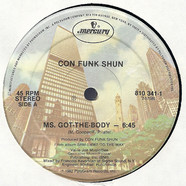 Con Funk Shun   - Ms. Got-The-Body