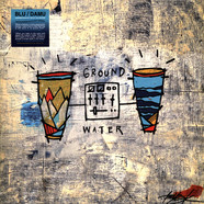 Blu & Damu The Fudgemunk - Ground & Water Blue Vinyl Ediiton