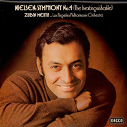 Carl Nielsen, Zubin Mehta. Los Angeles Philharmonic Orchestra - Symphony No.4 (The Inextinguishable)