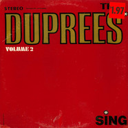 Duprees, The - The Duprees Sing Volume 2