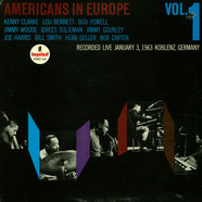 V.A. - Americans In Europe, Vol.1