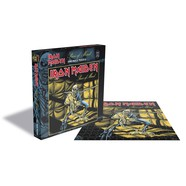 Iron Maiden - Piece Of Mind (500 Piece Jigsaw Puzzle)
