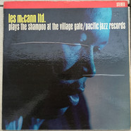 Les McCann Ltd. - Plays The Shampoo At The Village Gate