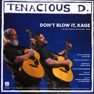 Tenacious D - Blue Series: Don't Blow It, Kage Black Friday Record Store Day 2019 Edition