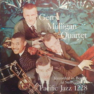Gerry Mulligan Quartet - Recorded In Boston At Storyville