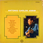 Antonio Carlos Jobim - The Composer Of Desafinado, Plays