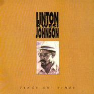 Linton Kwesi Johnson - Tings An Times