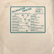 V.A. - Alligator Tracks: A Sampler Of Genuine Houserocking Music From Alligator Records