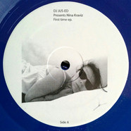 Jus-Ed Presents Nina Kraviz - First Time EP.