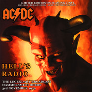AC/DC - Hell's Radio - The Legendary Hammersmith Odeon Broadcast Flaming Vinyl Edition