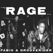 Fabio & Grooverider - 30 Years Of Rage Part 1 Clear Vinyl Edition