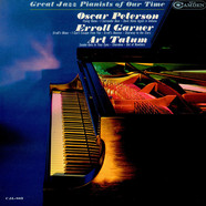 Oscar Peterson / Erroll Garner / Art Tatum - Great Jazz Pianists