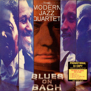 Modern Jazz Quartet, The - Blues On Bach
