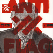 Anti-Flag - 20/20 Vision Limited Red Vinyl Edition