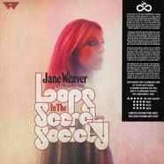Jane Weaver - Loops In The Secret Society Pink Vinyl Edition