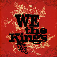 We The Kings - We The Kings Deluxe Red Vinyl Edition