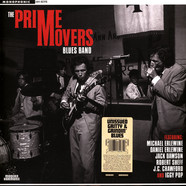 Prime Movers Blues Band, The - The Prime Movers Blues Band