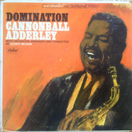Cannonball Adderley With Orchestra Arranged And Conducted By Oliver Nelson - Domination