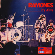 Ramones - It's Alive Colored Vinyl Edition
