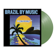 Marcos Valle & Azymuth - Fly Cruzeiro HHV Exclusive Green Vinyl Edition