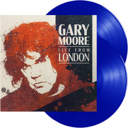 Gary Moore - Live From London Light Blue Vinyl Edition