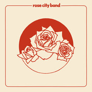 Rose City Band - Rose City Band Translucent Red Vinyl Edition