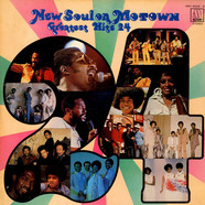 V.A. - New Soul On Motown - Greatest Hits 24